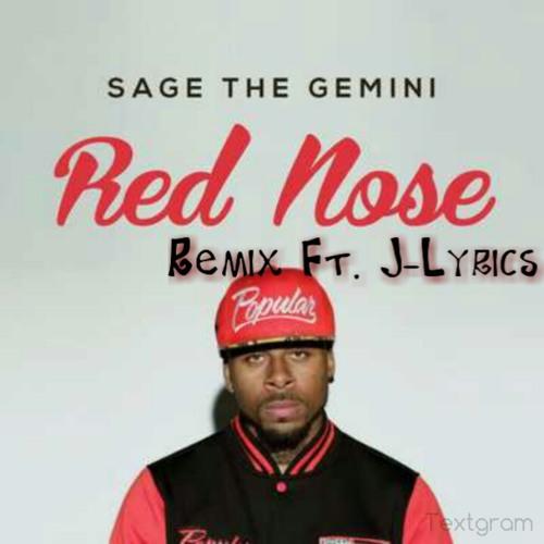 Red Nose Remix Ft.  J-Lyrics