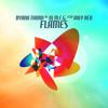 128- Dyana Thorn and DJ M.E.G. feat. Viky Red - Flames (House Edit Juan Iduarte 2013)