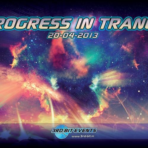 Psylatino Dj Set -  Progress In Trance 2 TEASER