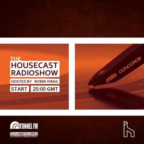 Robin Virag - The Housecast Radioshow 13 May 2013
