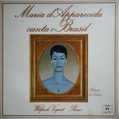 Maria D'Apparecida - Doucement / Nini C'Est Fini