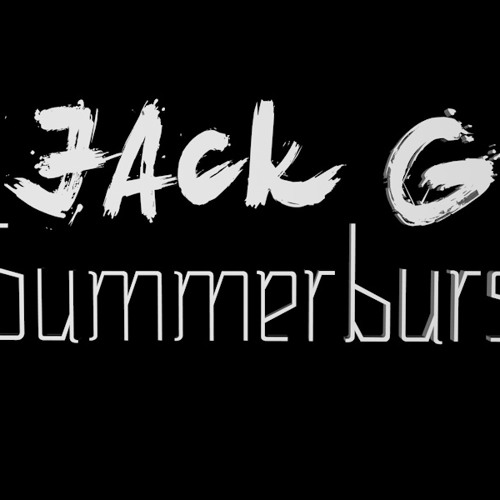 JAck G - Summerburst (Original Mix)