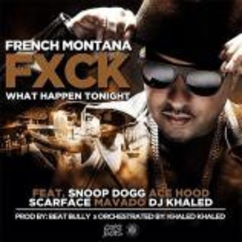 French Montana - Fuck What Happen Tonight (Instrumental)