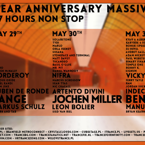 Mark Sherry - Afterhours 7YAMC Mix