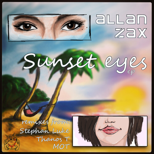 Allan Zax - Sunset Eyes (original mix) preview