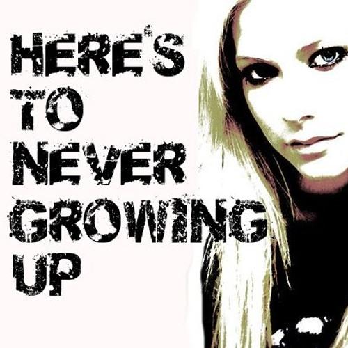 Avril Lavigne - Here's To Never Growing Up (Nik DJ Lentamente Mix)