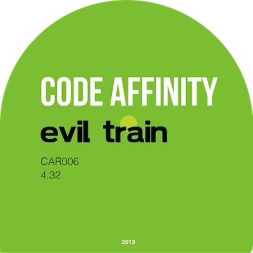 CODE AFFINITY - EVIL TRAIN (Original Mix)