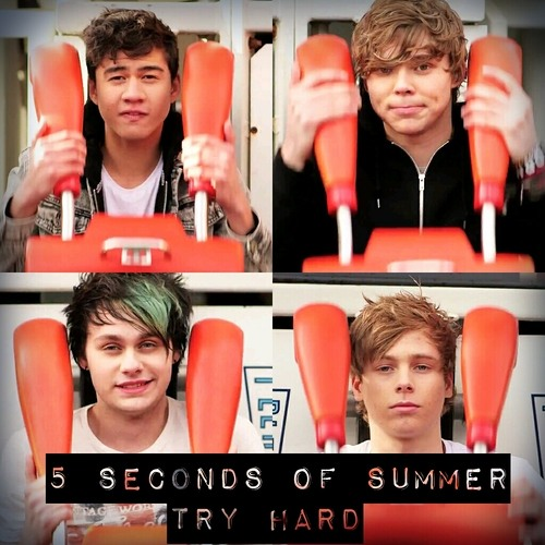 5 Seconds of Summer - Try Hard(download)