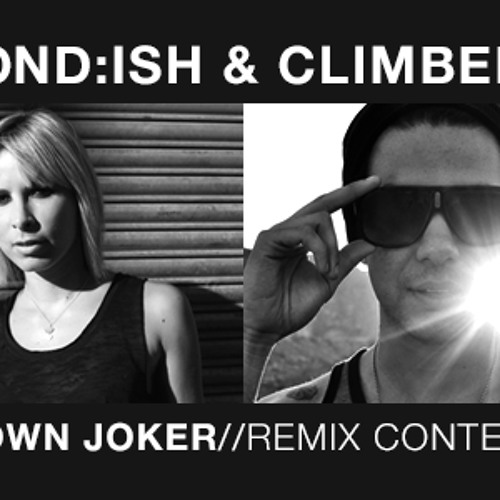 BLOND ISH  CLIMBERS - TOWN JOKER (E-MAX REMIX)