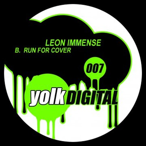 Run for cover preview - Out now on Yolk909 Digital
