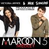 Maroon 5 Medley! (feat. Victoria Justice & Max Schneider)