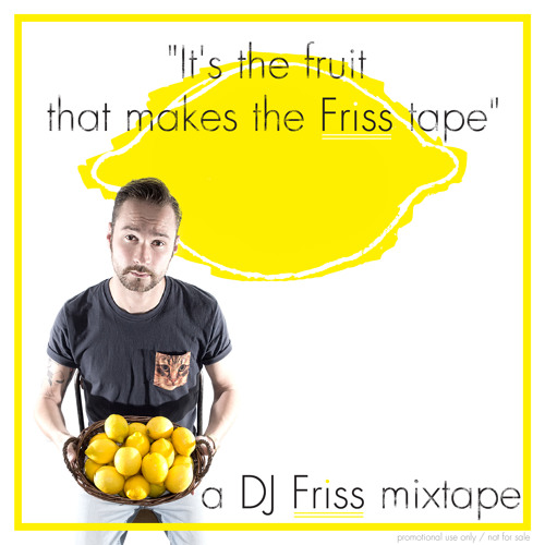 DJ Friss - It's the fruit that makes the Friss tape