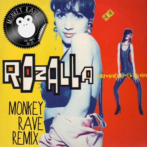Rozalla - Everybody is free (Monkey Rave Remix)