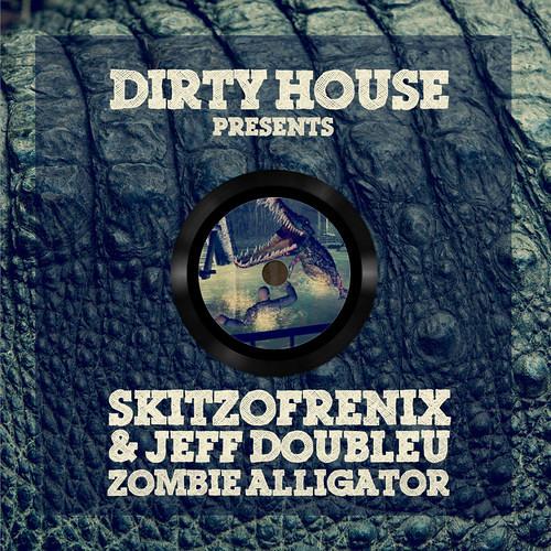 Zombie Alligator by Skitzofrenix & Jeff Doubleu