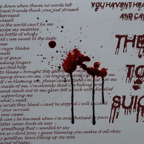 You Haven't Heard of Him and Calboy Keys Present: Theme to a Suicide (featuring Conflict)