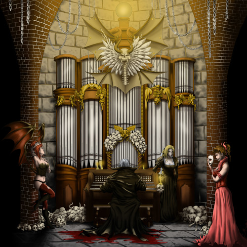 """Overture"" by Doctor Awkward (from Castlevania: The Nocturnal Cantata)"