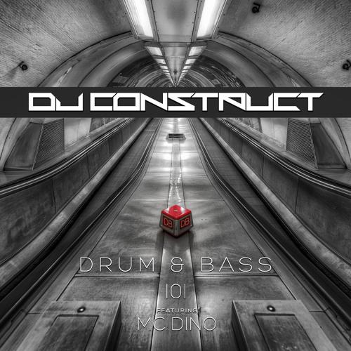 DJ Construct - Drum & Bass 101 Feat. MC Dino (101 Track DnB Mix)