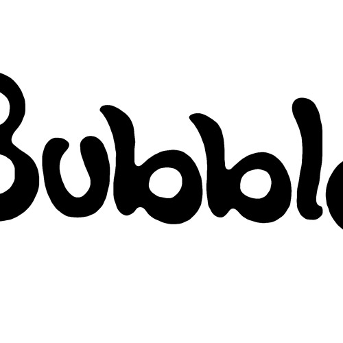 Bubble -blue-