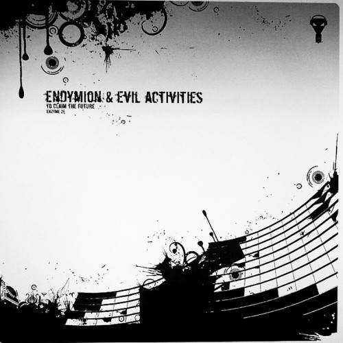 Endymion & Evil Activities - Vengeance (ENZYME29) (2008)