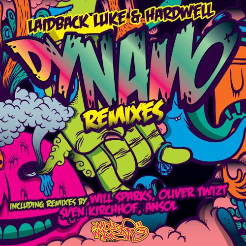 Laidback Luke & Hardwell - Dynamo (Oliver Twizt Remix)