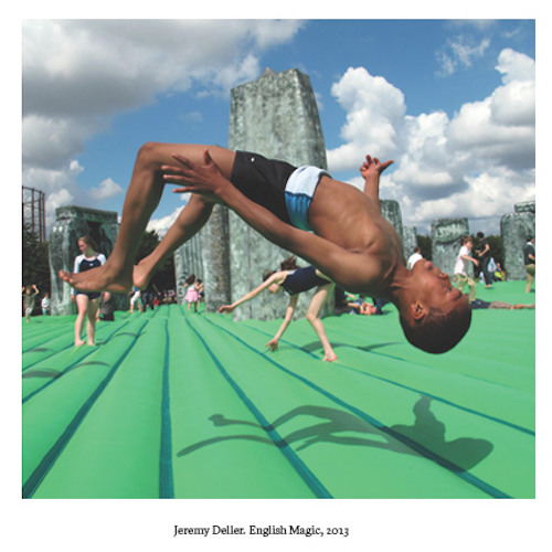 Jeremy Deller 'English Magic EP' (Voodoo Ray)