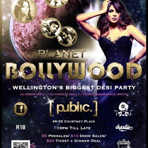 Planet Bollywood Tronic Insurgence Live Set