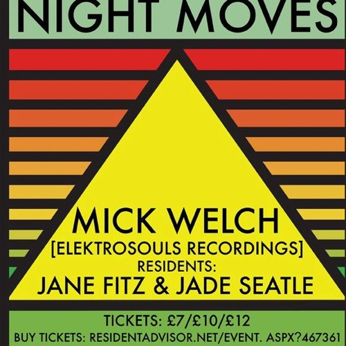 Jane Fitz live at NIGHT MOVES June 1 2013 - 930pm-midnight