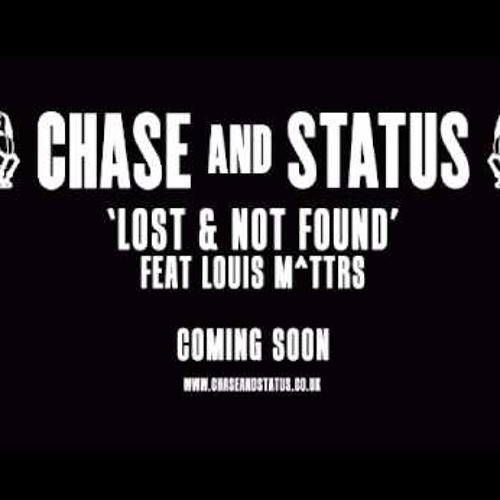 Chase & Status - Lost & Not Found (Josh Butler Remix) [OUT NOW]
