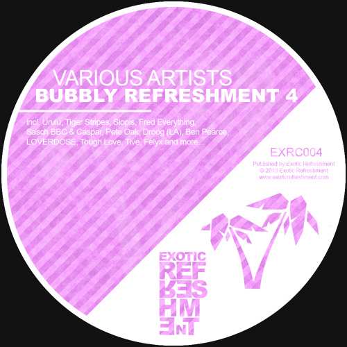 Fred Everything, Al Velilla, Frederico Y Alvaro - Blue Fish (Original Mix) // Exotic Refreshment