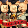Three Little Pigs (iPad App for Kids) [[SOUND DESIGN]]
