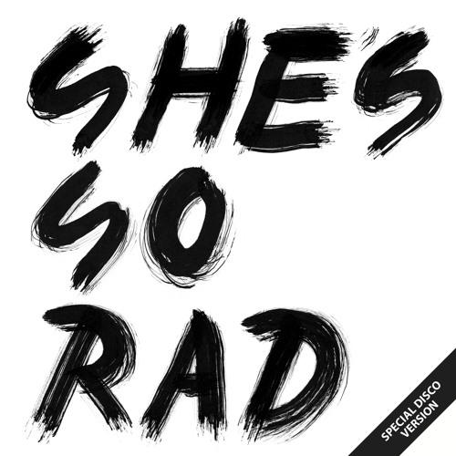 She's So Rad - Last Dance E.P. (WN12030) teaser