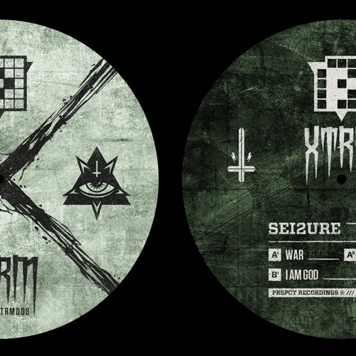 War - Sei2ure (PRSPCT XTRM 008) Out June 24th 2013!!!