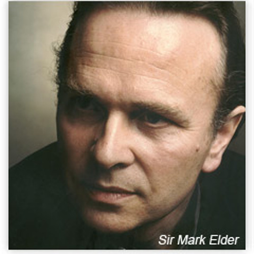 CSO Radio: Sir Mark Elder Conducts a Shakespeare Program