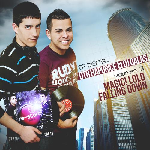 DTR HAPURICE & DJ GALAS - FALLING DAWN - (PROMO)