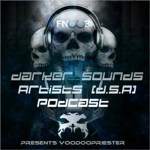 Voodoopriester - Darker Sounds Podcast | June 2013