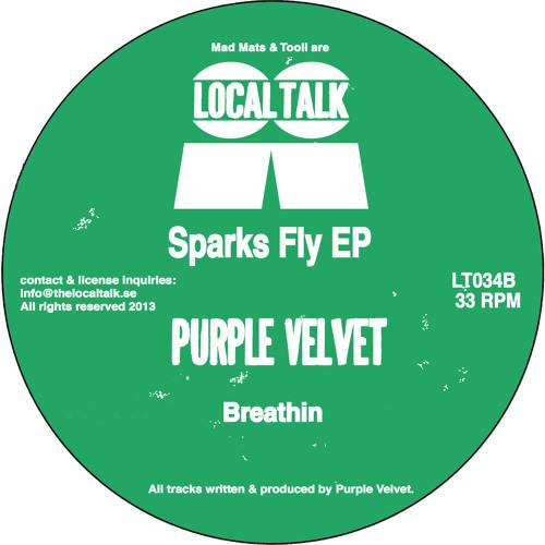 B2. Purple Velvet - Breathin [Local Talk]