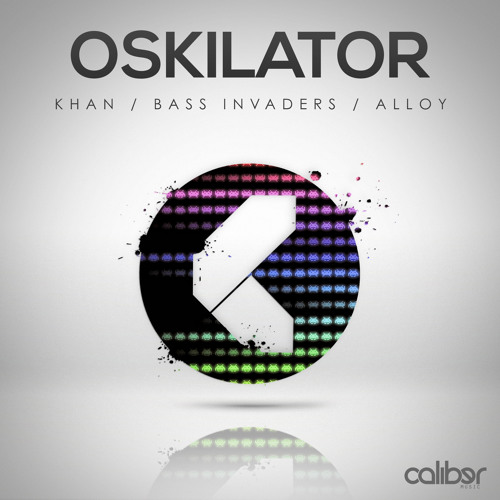 Oskilator - Bass Invaders