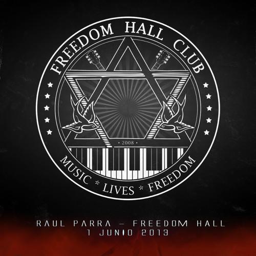 01.06.13 RAUL PARRA @ TECHNO HEROES Vol.5 - FREEDOM HALL - Almendralejo