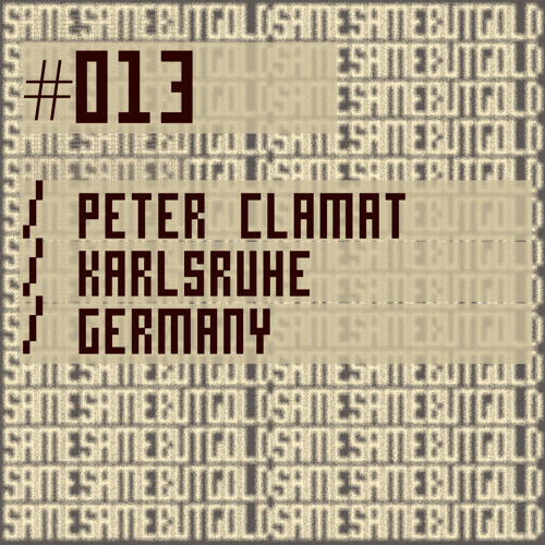 #013 - PETER CLAMAT - ONE FOR THE GIRLS MIX