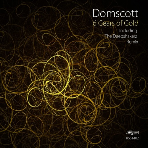 Domscott - 6 GEARS OF GOLD EP - Track 2 : THIS SIDE