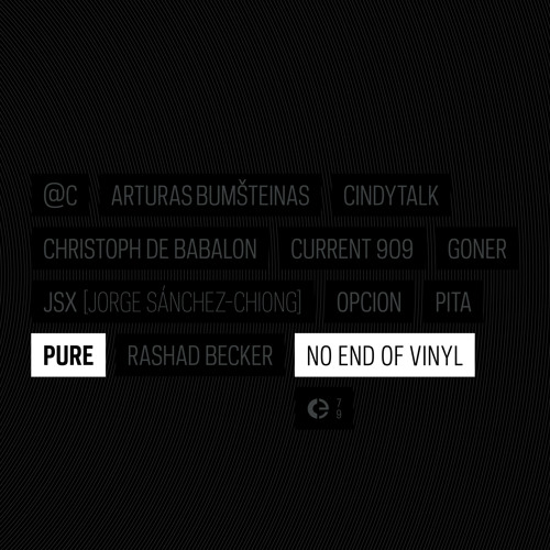 Various Artists: No End of Vinyl (excerpts)