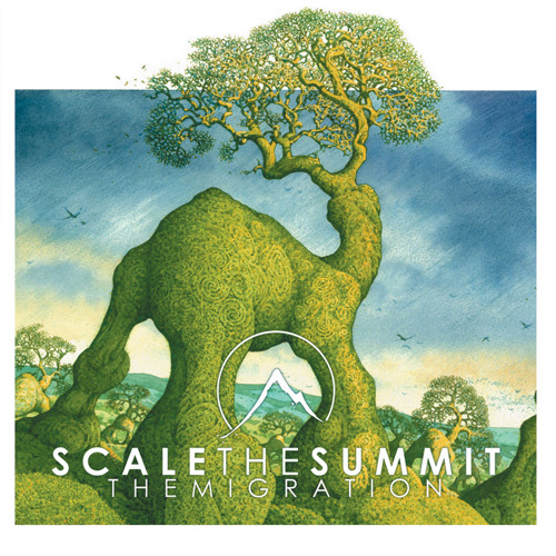 "Scale The Summit - ""Oracle"""