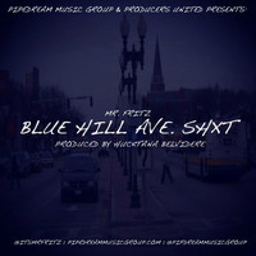 Mr. Fritz - Blue Hill Ave Shxt (Video Out Now! http://youtu.be/VuMp55UnggA)