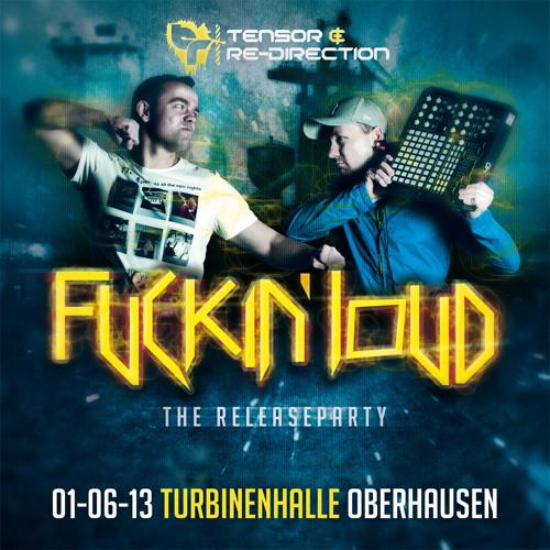 Corruptive Chaos vs. Zorc @ Fuckin' Loud - Turbinenhalle - Oberhausen
