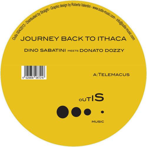Dino Sabatini meets Donato Dozzy - Telemacus