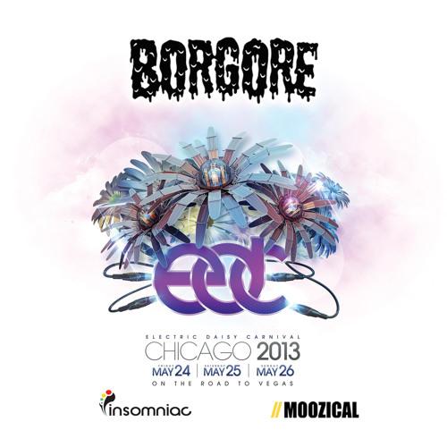 Borgore - EDC 2013 (Chicago)