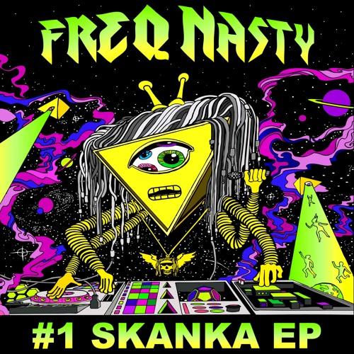 FreQ Nasty Echo Out - #1 SKanka EP