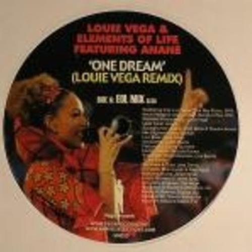 One Dream-Elements Of Life (Latin House Mix)