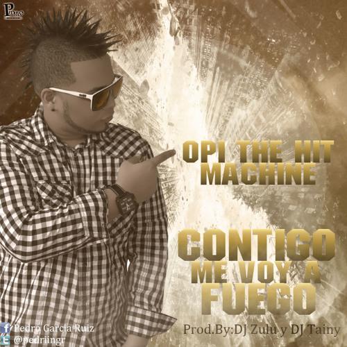 Contigo Me Voy a Fuego - Prod. DJ Zulu ft. DJ Tainy