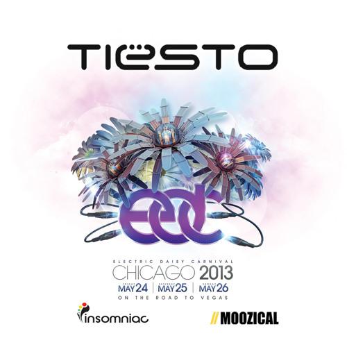 Tiesto - EDC 2013 (Chicago)